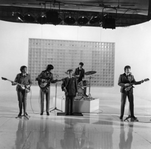 """The Beatles in """"A Hard Day"""