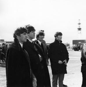 The BeatlesRingo Starr, Paul McCartney, George Harrison, John Lennoncirca 1964** I.V. - Image 7685_0308