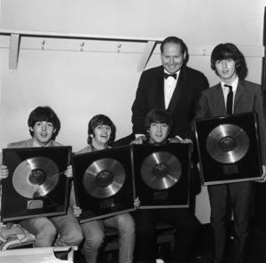 The BeatlesPaul McCartney, Ringo Starr, John Lennon, George Harrisoncirca 1964** I.V. - Image 7685_0310
