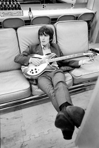 George Harrison of the Beatles1964© 1978 Gunther - Image 7685_0314