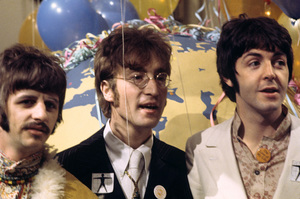 The Beatles (Ringo Starr, John Lennon, Paul McCartney)circa 1960s© 1978 Jean Cummings - Image 7685_0320