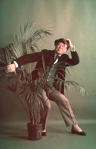 """Bert Lahr in character for the Broadway musical """"Hotel Pradiso""""1957 © 2001 Mark Shaw - Image 7686_0001"""