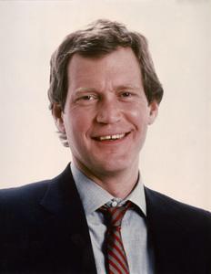 David Letterman1986 - Image 7688_0001