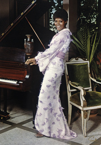 Dionne Warwick1972 © 1978 Wallace Seawell - Image 7702_0016