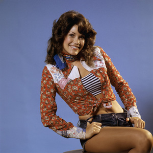 """Hee Haw""Barbi Benton1971© 1978 David Sutton - Image 7710_0007"