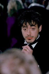 """Academy Awards: 44th Annual,""Robert Downey Jr., 1993. © 1993 Jonathan Nourok - Image 7719_0002"