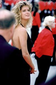 """Academy Awards: 65th Annual""Rachel Hunter1993 © 1993 Jonathan Nourok - Image 7726_0001"