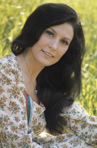 Loretta Lynncirca 1972 © 1978 Bud Gray - Image 7734_0047