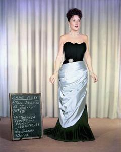 "Ethel Mermanwardrobe test for ""Call Me Madam""1953 20TH Century Fox**I.V. - Image 7802_0012"