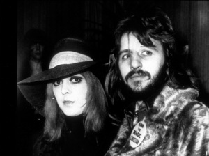 Ringo Starr with Wife MaureenJanuary 26, 1970MPTV - Image 7809_0002
