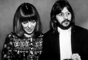 Ringo Starr and wife Maureen, circa 1970Photo by Irv Antler / MPTV - Image 7809_0012