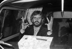 Ringo Starrcirca 1975© 1978 Gary Lewis - Image 7809_0073