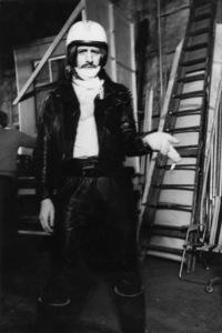 "Ringo Starr on the set of ""The Magic Christian"" at Twickenham Studios in England1969© 1978 Bruce McBroom - Image 7809_0074"