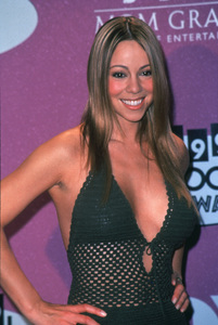 "Mariah Carey at the""Billboard Music Awards,""12//8/99. © 1999 Scott Weiner - Image 7830_0002"