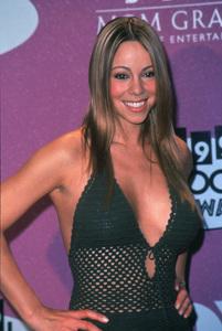 "Mariah Carey at the""Billboard Music Awards,""12//8/99. © 1999 Scott Weiner - Image 7830_0002"