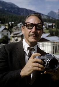 Photographer Ted Allan1964 © 1978 David Sutton - Image 7845_0022
