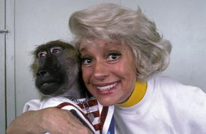 Carol Channing1987 © 1987 Gene Trindl - Image 7849_0016