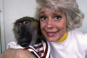 Carol Channing1987 © 1987 Gene Trindl - Image 7849_0029