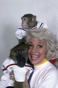 Carol Channing1987 © 1987 Gene Trindl - Image 7849_0030