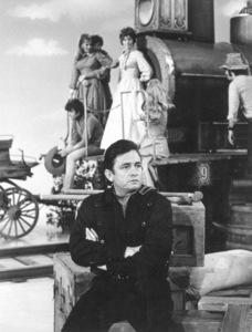 Johnny Cash1962 CBSPhoto by Gabi Rona - Image 7857_0001