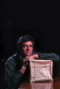 Johnny CashAugust 1977 © 1978 Gene Trindl - Image 7857_0016
