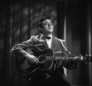Johnny Cashcirca 1950s© 1978 Roy Cummings - Image 7857_0039