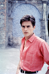 "Alain Delon during the making of ""Purple Noon"" (Original: Plein soleil)1960 © 1978 Sanford Roth / A.M.P.A.S. - Image 7871_0003"