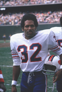 O.J. SimpsonBuffalo Bills Football1976 © 1978 Gunther - Image 7885_0016