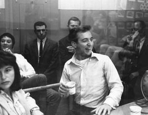 Bobby Darinat a recording sessionC. 1960 © 1978 Bernie Abramson - Image 7906_0021