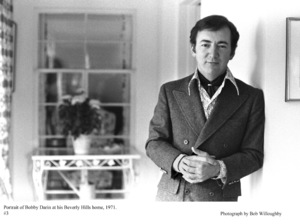 Bobby Darin at home in Beverly Hills, California 1971 © 1978 Bob Willoughby - Image 7906_0031