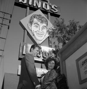 "Connie Francis and Edd ""Kookie"" Byrnescirca 1960s© 1978 David Sutton - Image 7908_0015"