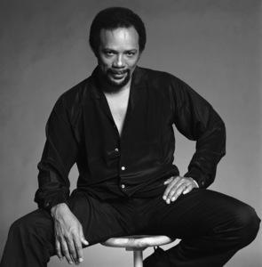 Quincy Jones1981© 1981 Bobby Holland - Image 7920_0039