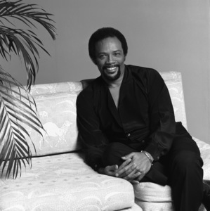 Quincy Jones1981© 1981 Bobby Holland - Image 7920_0044