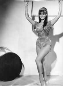 "Claudia Cardinale in ""Circus World""1964 - Image 7921_0006"
