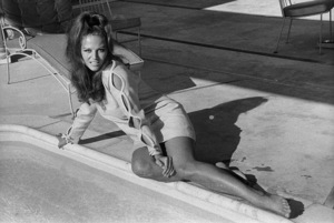 Claudia Cardinale at Home1966 © 1978 David Sutton - Image 7921_0025