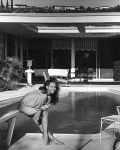 Claudia Cardinale at Home1966 © 1978 David Sutton - Image 7921_0026