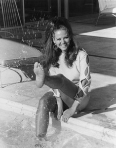 Claudia Cardinale at Home1966 © 1978 David Sutton - Image 7921_0029