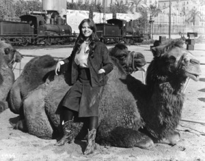 "Claudia Cardinale in ""Circus World""1964 - Image 7921_0067"