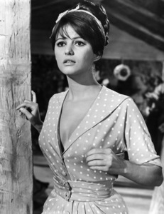 "Claudia Cardinale in ""Circus World""1964 - Image 7921_0068"