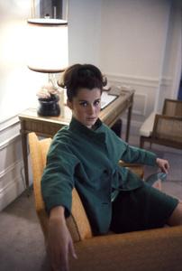 Stefanie Powers circa 1959 © 1978 Mark Shaw - Image 7925_0051