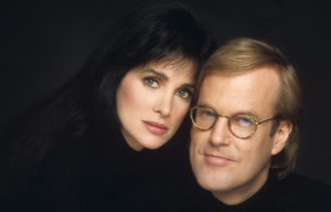 Connie Selleca and John Tesh1990© 1990 Mario Casilli - Image 7930_0037