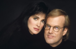 Connie Selleca and John Tesh1990© 1990 Mario Casilli - Image 7930_0038