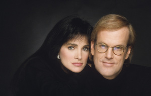 Connie Selleca and John Tesh1990© 1990 Mario Casilli - Image 7930_0039
