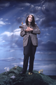 "Tiny Timat a photo shoot for his album ""God Bless Tiny Tim"" © 1978 Ed Thrasher - Image 7943_0017"