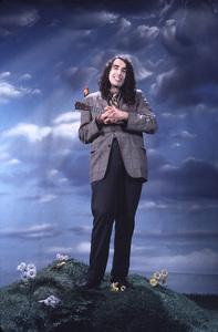 "Tiny Timat a photo shoot for his album ""God Bless Tiny Tim"" © 1978 Ed Thrasher - Image 7943_0017"