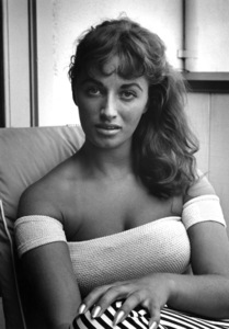 Jackie Collins1956© 1978 Lou Jacobs Jr. - Image 7955_0003