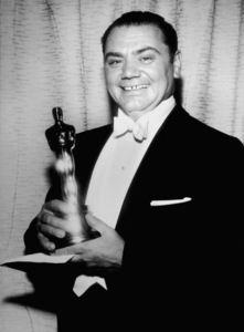 """Academy Awards: 28th Annual,""Ernest Borgnine.  1956. - Image 7979_0005"