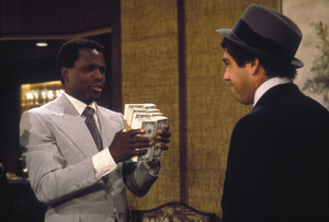 """""""A Piece of the Action""""Sidney Poitier1977 Warner **I.V. - Image 8006_0004"""