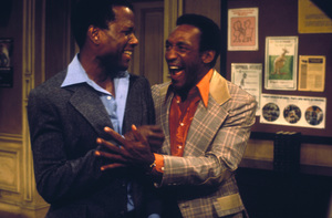 """""""A Piece of the Action""""Sidney Poitier, Bill Cosby1977 Warner **I.V. - Image 8006_0005"""