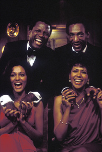 """""""A Piece of the Action""""Sidney Poitier, Bill Cosby, Denise Nicholas, &Tracy Reed1977 Warner **I.V. - Image 8006_0006"""